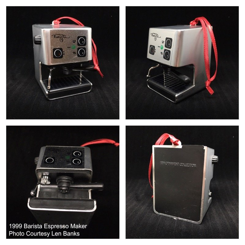 1999 Barista Espresso Maker Image