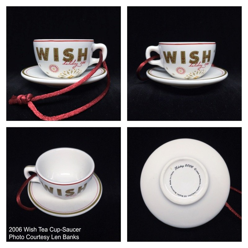 2006 Wish Cup-Saucer Image