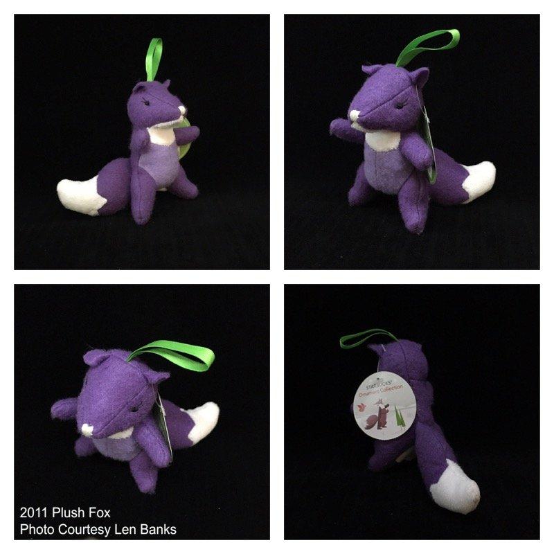 2011 Plush Fox Image