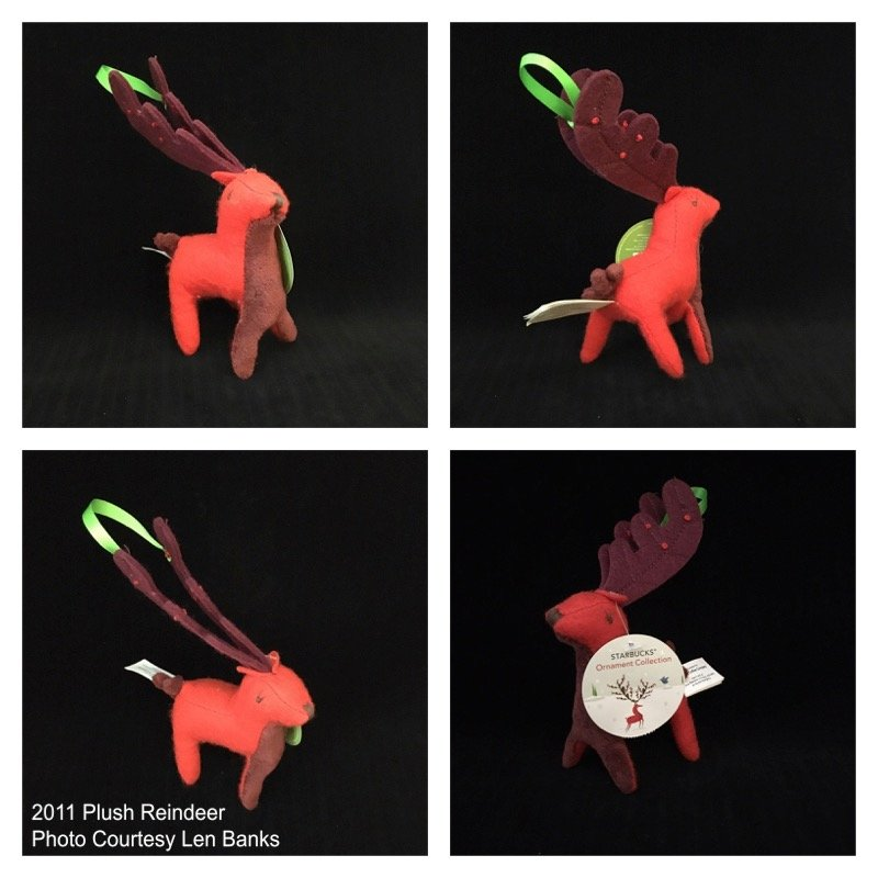 2011 Plush Reindeer Image