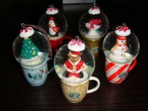 2009 Snow Globes from Japan