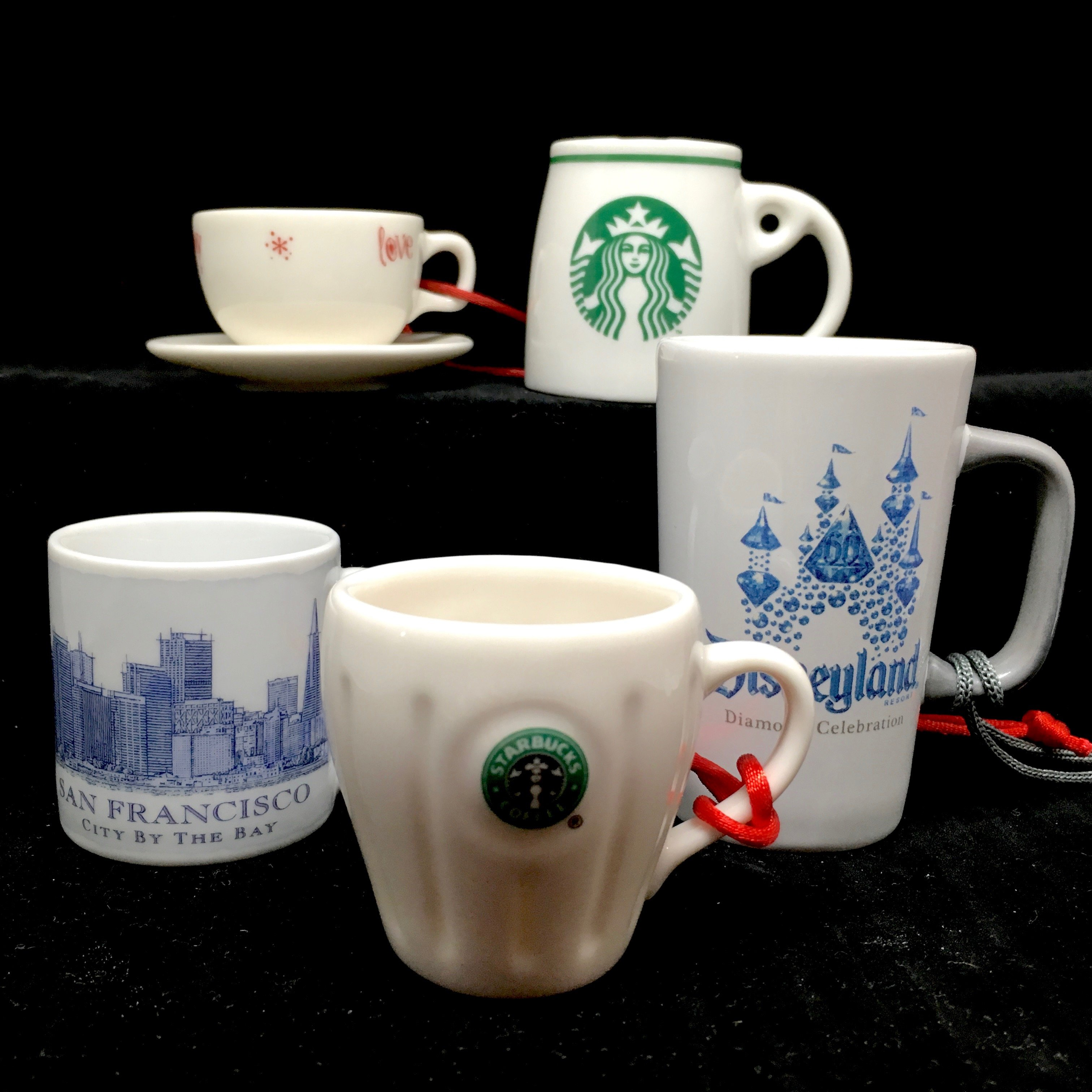 Mini Mugs and Cups