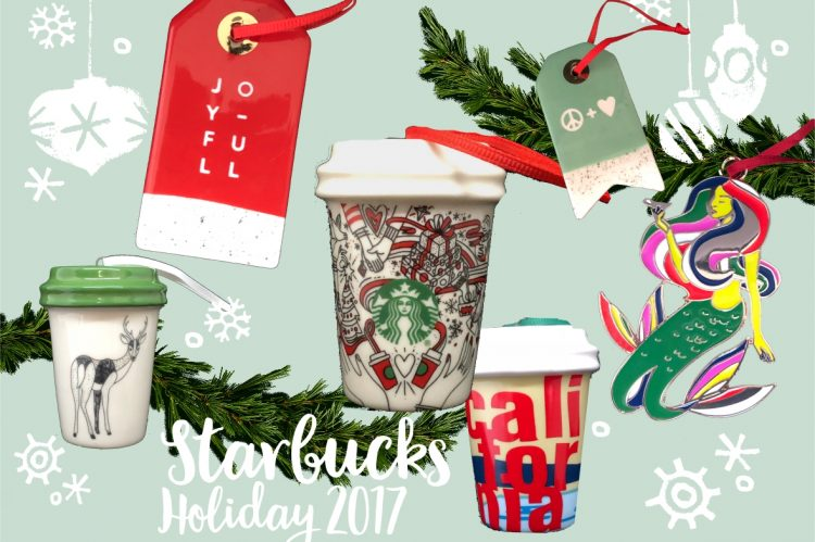 Starbucks Holiday 2017 Has Arrived - Starbucks Holiday 2017 Has Arrived Starbucks Ornament